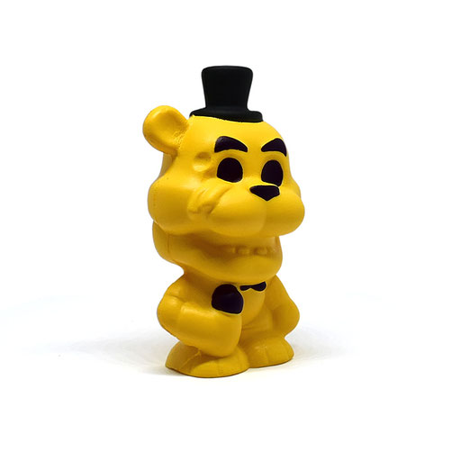 Five Nights at Freddy's SquishMe (Golden Freddy)