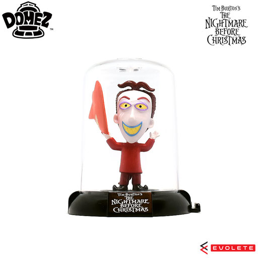 The Nightmare before Christmas Domez Series 3 (Lock)