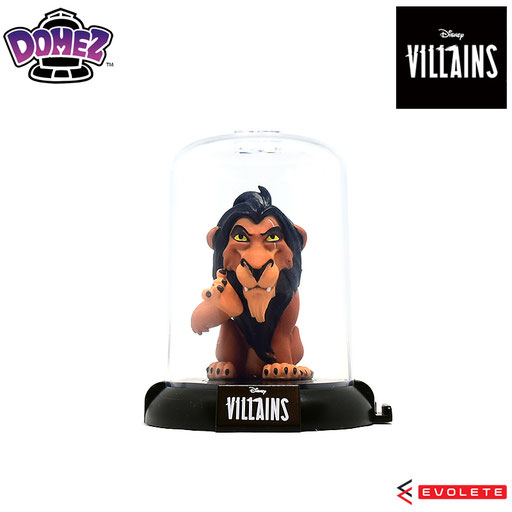 Disney Villains Domez Series 1 (Scar)