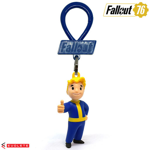 Fallout 76 Backpack Hangers (Vault Boy)