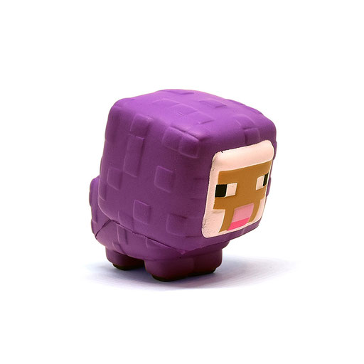 Minecraft SquishMe (Sheep/Purple)