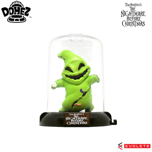 The Nightmare before Christmas Domez Series 3 (Oogie Boogie)