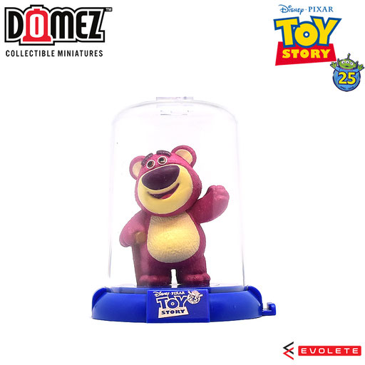 Disney Pixar Toy Story 25th Anniversary Domez (Lotso Huggin' Bear)