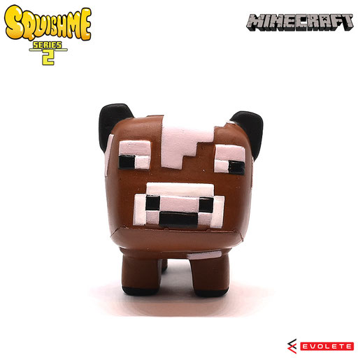 Minecraft SquishMe Series 2 (Cow)