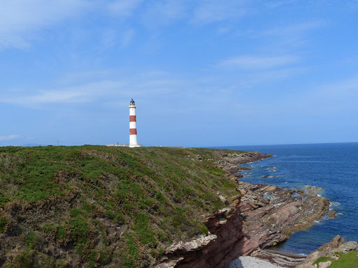 Tarbat Ness Light House