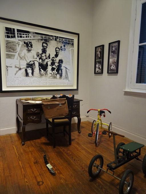 Sein Zimmer