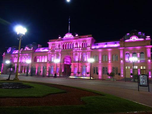 Casa Rosada - Präsidentenpalast