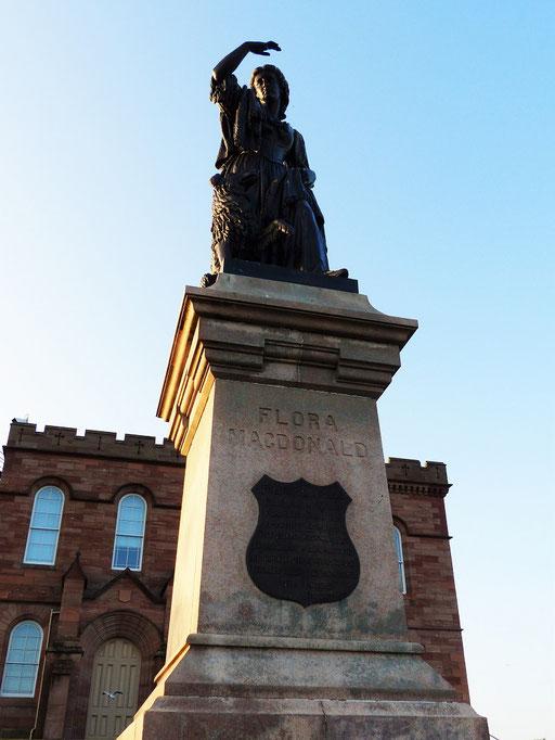 Flora McDonald - eine Heldin für die Schotten