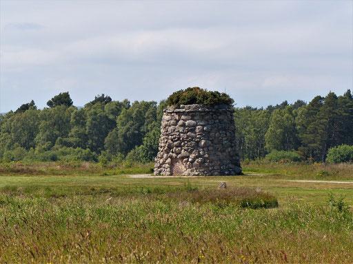 Culloden Battlefield - Hier fand die letzte Schlacht zwischen England und Schottland statt