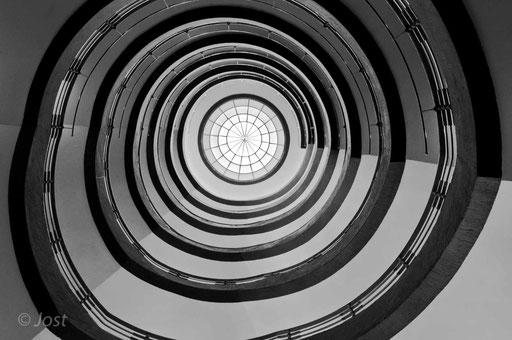 Treppe Sprinkenhof Hamburg