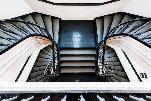Treppenahaus Montanhof Hamburg