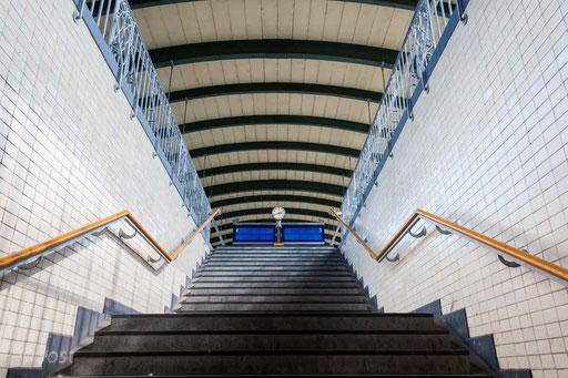 Treppe Bahnhof Oldenburg