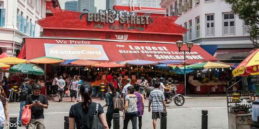 Singapur Buggis Market