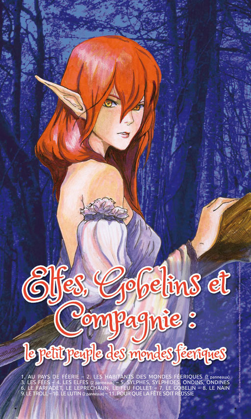 Elfes Gobelins Et Compagnie Cocoonexpo Expositions