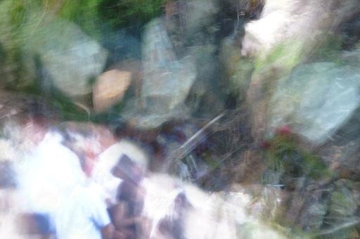 Foule, composition photographique, tirage Fine art sur Arches museum 315g, 50x75cm, 10 ex.