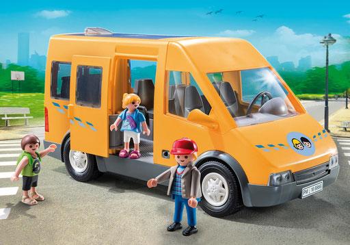 Playmobil : le bus scolaire