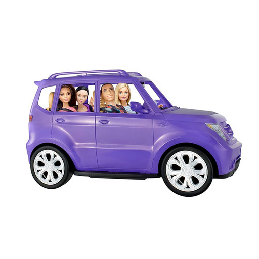 voiture de Barbie