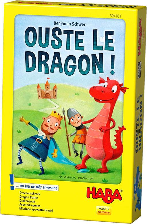 Ouste le dragon !