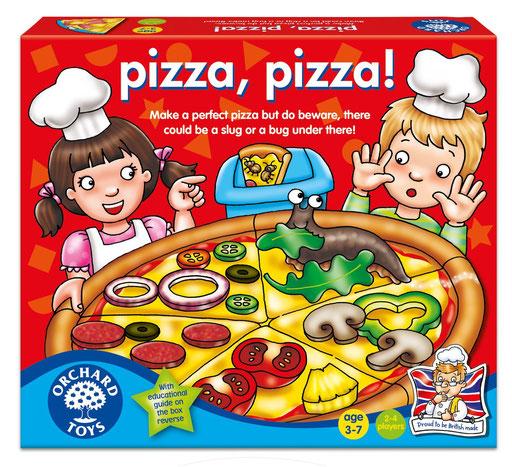 Pizza, pizza !