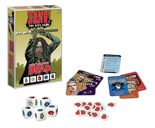 Bang Dice - Walking Dead