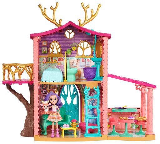 Enchantimals : la maison