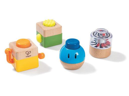 Cubes sensoriels - Baby Einstein