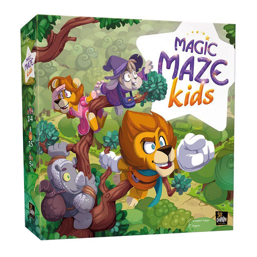 Magic Maze Kids