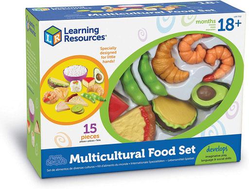 Nourriture multi-culturelle
