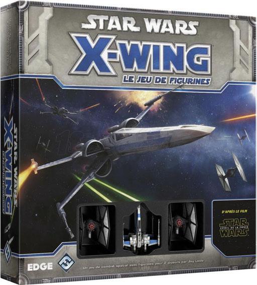 Star Wars X-Wing - Le réveil de la force