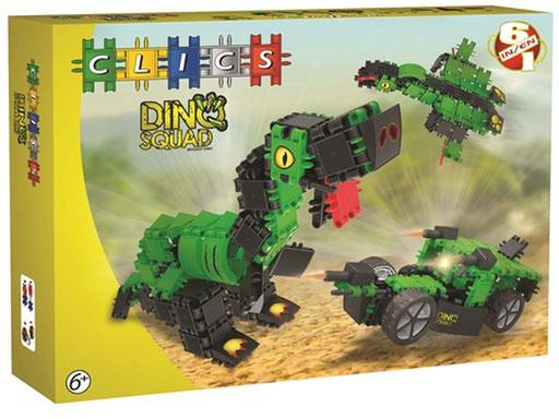 Clics - Dino Squad