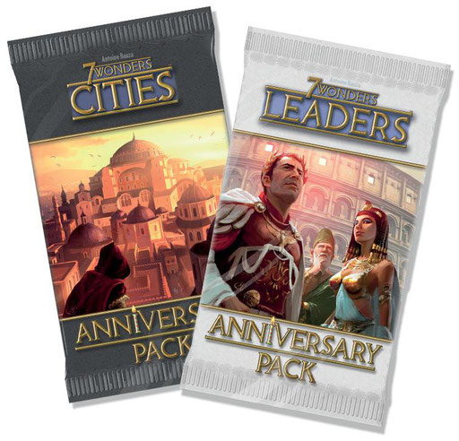 7 Wonders - Anniversary Pack (extension)