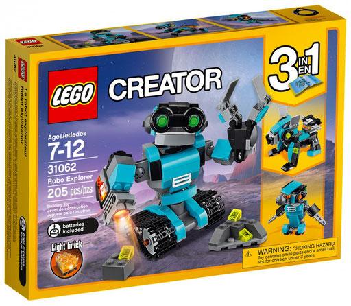 Lego creator - Robot explorateur