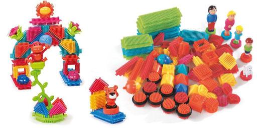 Bristle Blocks - Set de base & Jungle