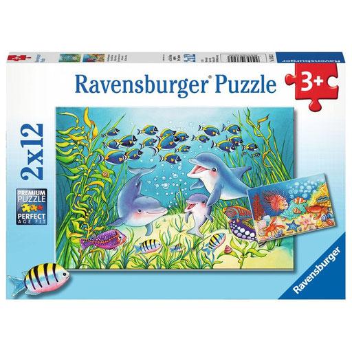 Puzzle - Au fond de l'océan
