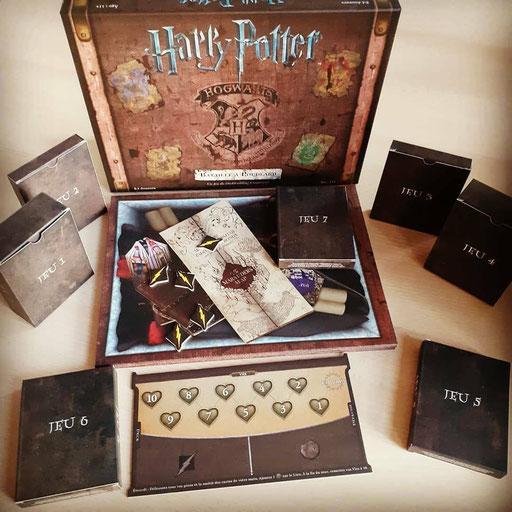 Harry Potter - Battaille à Poudlard