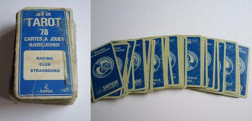 Jeu de tarot sorti au début des années 1980 (Contributeur Pepito)