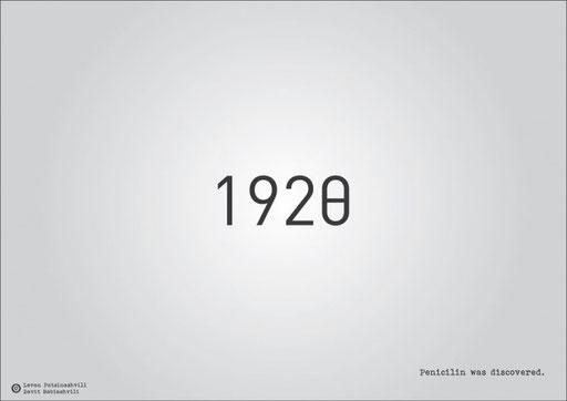 Открытие пенициллина.