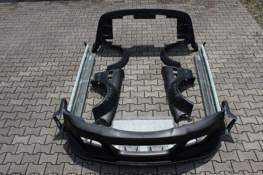 BMW M3 GTR Bodykit Street