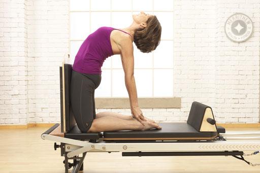 Yoga Zenga Ki sur reformer