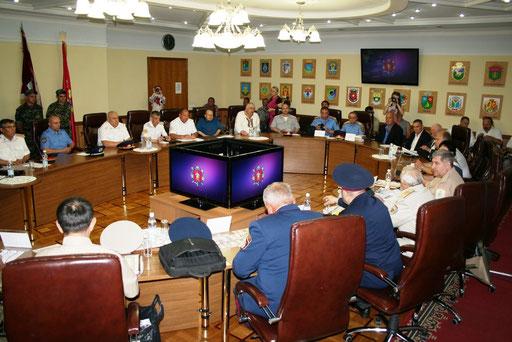 У Запоріжжі відбулася Перша Всеукраїнська конференція керівників козацьких ЗМІ