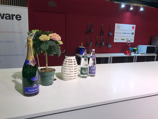 Foire de Paris 2019 - Atelier Cuisine - Archi'Tendances - Magical Colours Your Home & Nortene