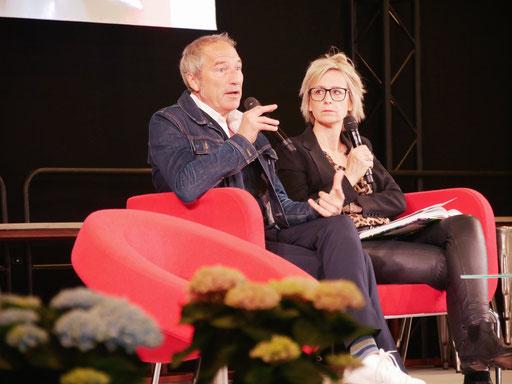 Foire de Paris 2019 - Atelier Brico-Réno - Conférence Stéphane Marie & Sylvie Adigard