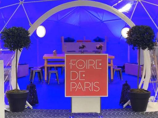 Foire de Paris 2019 - Atelier Déco