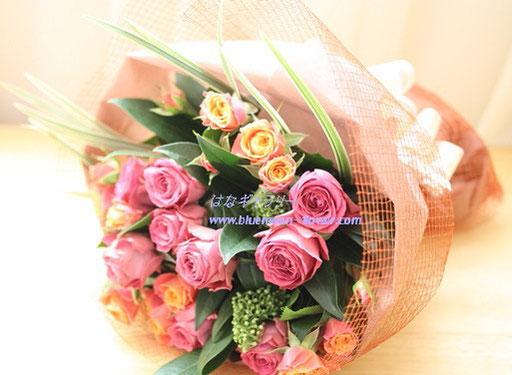 バラの花束 参考価格8,000円