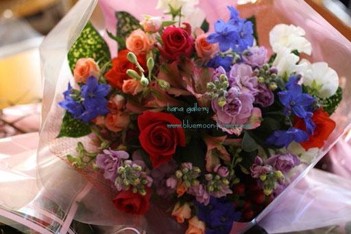 季節のお花ミックス