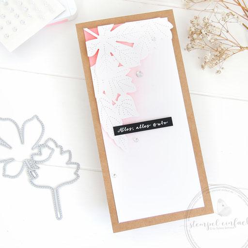 Herbstkarte-Rosa
