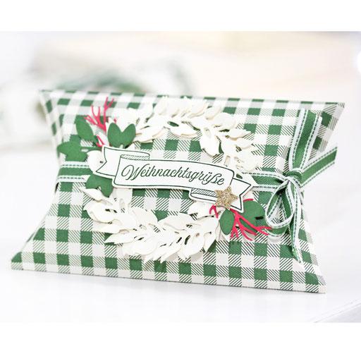 Pillow-Box-Verpackung