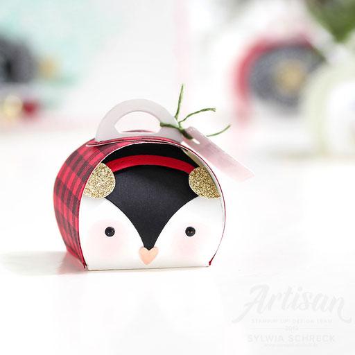 Pinguin Verpackung