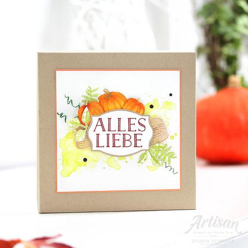 Verpackung-Herbstfreuden