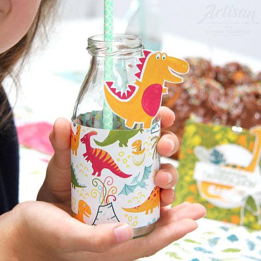 Dino-Party-Glas
